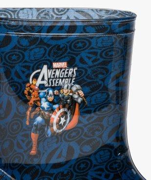 Bottes de pluie  - Marvel Avengers vue6 - AVENGERS - GEMO