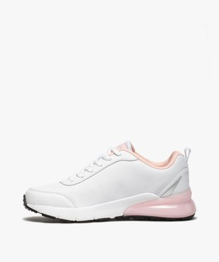 Baskets fille bicolores running - Airness vue3 - AIRNESS - GEMO