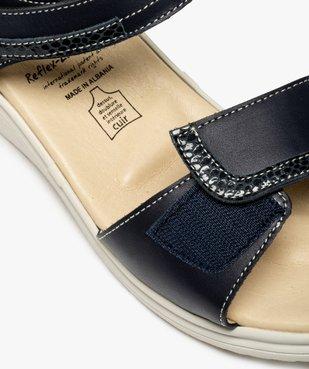 Sandales femme confort à brides ajustables – 5 Zones vue6 - 5 REFLEX ZONES - GEMO