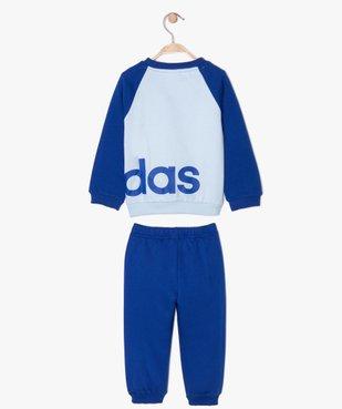 Ensemble de jogging bébé garçon bicolore - Adidas vue4 - ADIDAS - GEMO