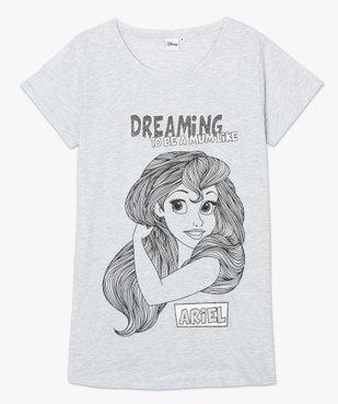 Chemise de nuit femme La petite Sirène - Disney vue4 - DISNEY DTR - GEMO