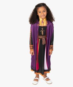 Déguisement fille Anna La Reine des Neiges 2 - Disney vue5 - DISNEY - GEMO