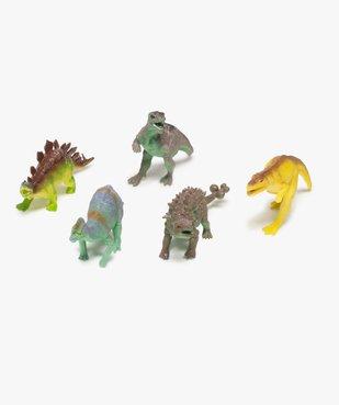Lot de figurines dinosaures de différentes tailles– Kim'Play vue2 - KIM PLAY - GEMO