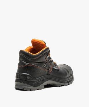 Chaussures de sécurité montantes S3 vue4 - GEMO (SECURITE) - GEMO