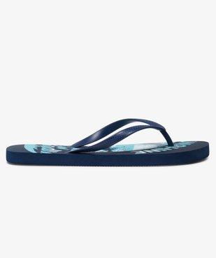 Tongs garçon à semelle imprimée esprit surf vue2 - Nikesneakers (ENFANT) - Nikesneakers