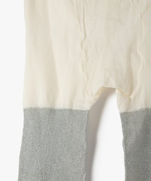 Collant bébé fille semi opaque modèles assortis (lot de 2) vue2 - Nikesneakers(BEBE DEBT) - Nikesneakers