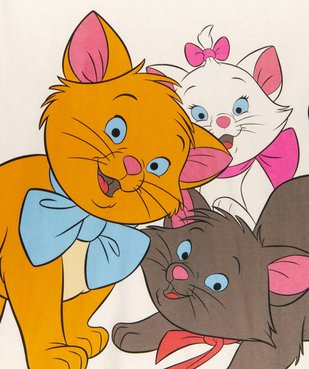 Tee-shirt femme large - Disney Animals vue5 - DISNEY DTR - GEMO