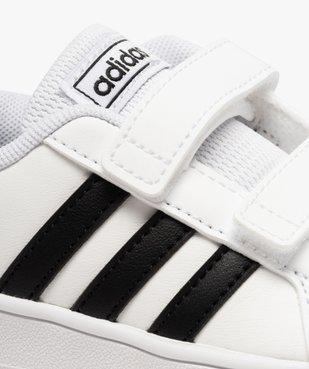 Baskets bébé garçon bicolores – Adidas Grand Court vue6 - ADIDAS - GEMO