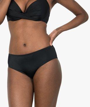 Bas de maillot de bain femme forme shorty vue1 - GEMO (PLAGE) - GEMO