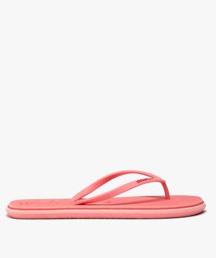 Tongs femme bicolores – O'Neill vue2 - O NEILL - Nikesneakers