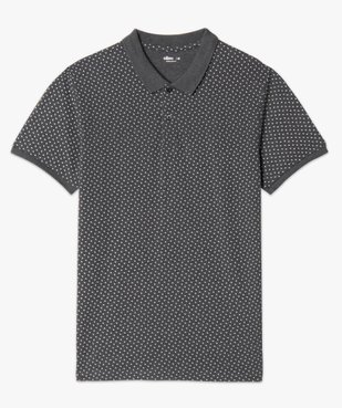 Polo homme à manches courtes imprimé vue4 - Nikesneakers C4G HOMME - Nikesneakers