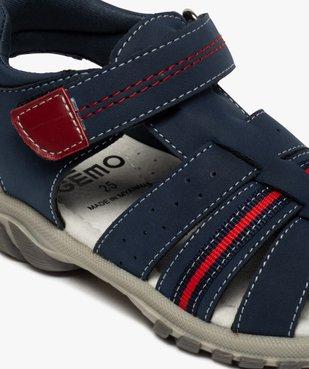 Sandales garçon tout terrain à scratch et bout fermé vue6 - Nikesneakers (ENFANT) - Nikesneakers