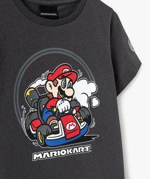 Tee-shirt garçon avec motif XL – MarioKart vue2 - MARIOKART - GEMO