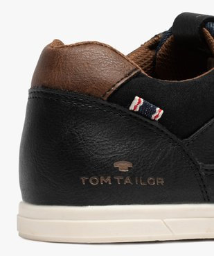 Tennis homme unies à lacets – Tom Tailor vue6 - TOM TAILOR - Nikesneakers