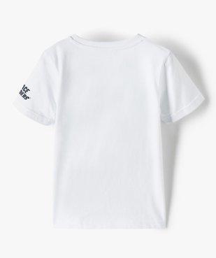 Tee-shirt garçon avec large motif – Space Invaders vue3 - GAME BOY - GEMO