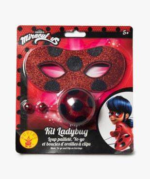 Masque et accessoires déguisement enfant Ladybug - Miraculous vue1 - DISNEY - GEMO