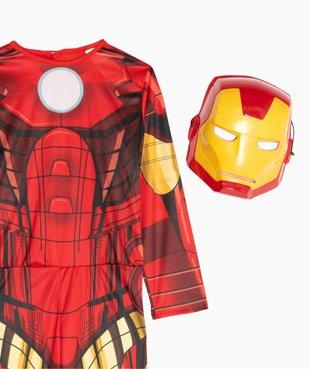 Déguisement enfant Iron Man - Marvel (2 pièces) vue3 - MARVEL - GEMO