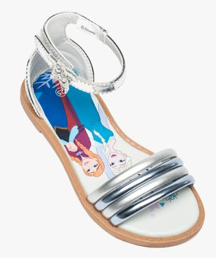 Sandales multibrides - La Reine des Neiges Disney vue5 - REINE DES NEIGE - GEMO