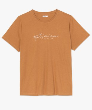 Tee-shirt femme à manches courtes imprimé vue4 - Nikesneakers (G TAILLE) - Nikesneakers