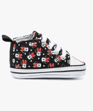Chaussures de naissance montantes - Minnie Disney vue1 - MINNIE - GEMO
