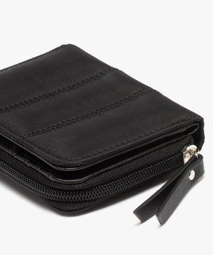 Portefeuille femme matelassé petit format vue2 - Nikesneakers (ACCESS) - Nikesneakers