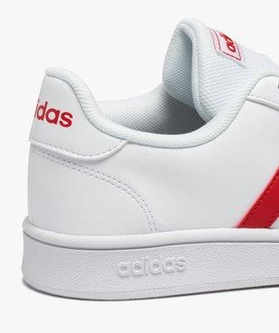 Tennis homme bicolores – Adidas Grand Court vue6 - ADIDAS - GEMO