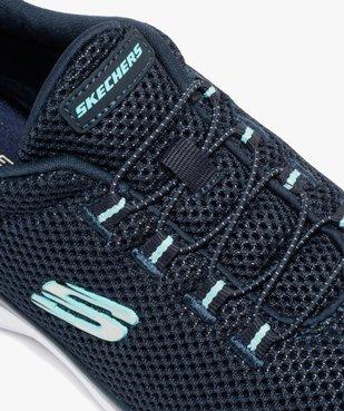 Baskets femme running en mesh – Skechers Summits vue6 - SKECHERS - GEMO