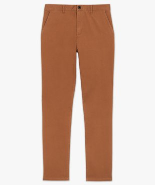 Pantalon homme chino stretch en maille piquée vue4 - Nikesneakers (HOMME) - Nikesneakers