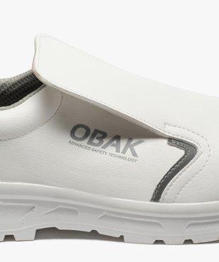 Chaussures de sécurité homme sabots – Obak Dallas vue6 - OBAK - Nikesneakers
