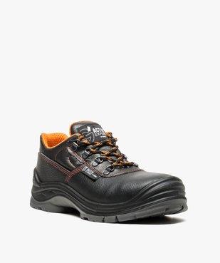 Chaussures de sécurité S3 basses vue2 - GEMO (SECURITE) - GEMO