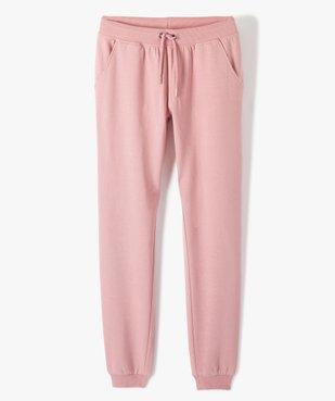Pantalon de jogging fille avec intérieur molletonné vue1 - Nikesneakers (JUNIOR) - Nikesneakers