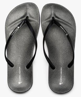 Tongs femme ergonomiques à fines brides - Copacabana vue1 - COPACABANA - Nikesneakers