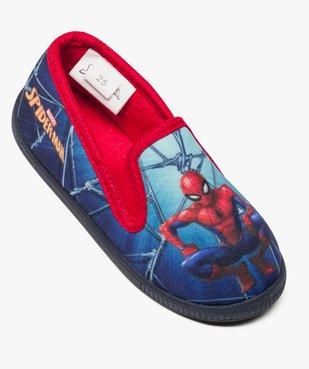 Chaussons fermés garçon - Spiderman vue5 - SPIDERMAN - GEMO