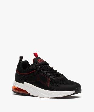 Chaussures de running homme semelle bulle d'air - Slazenger vue2 - SLAZENGER - GEMO