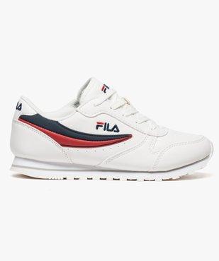 Basket basse à semelle crantée - Fila Orbit Lace Low vue1 - FILA - Nikesneakers