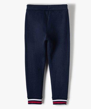 Pantalon de jogging garçon avec inscription – Pat Patrouille vue3 - PAT PATROUILLE - GEMO