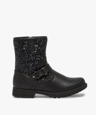 Boots fille à tige pailletée vue1 - Nikesneakers (ENFANT) - Nikesneakers