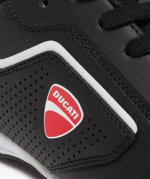 Tennis homme à semelle fine - Ducati vue6 - DUCATI - GEMO