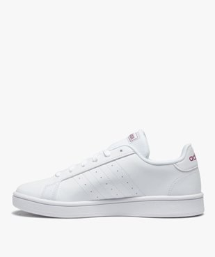 Baskets femme bicolores – Adidas Grand Court vue3 - ADIDAS - Nikesneakers