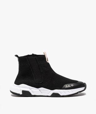 Baskets fille en forme de chaussettes - LuluCastagnette  vue1 - LULU CASTAGNETT - Nikesneakers