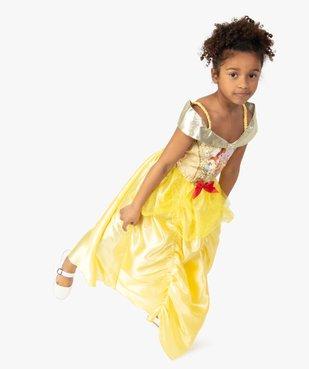 Déguisement fille Belle La belle et la bête- Disney vue5 - DISNEY - GEMO