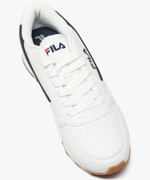 Basket basse homme bicolore Orbit Low - Fila vue5 - FILA - Nikesneakers