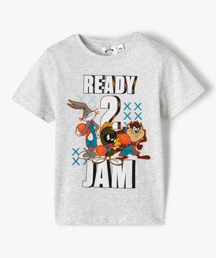 Tee-shirt garçon à manches courtes - Space Jam 2 vue1 - SPACE JAM - GEMO