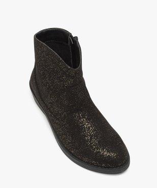 Boots fille pailletés façon camarguaise  vue5 - Nikesneakers (ENFANT) - Nikesneakers