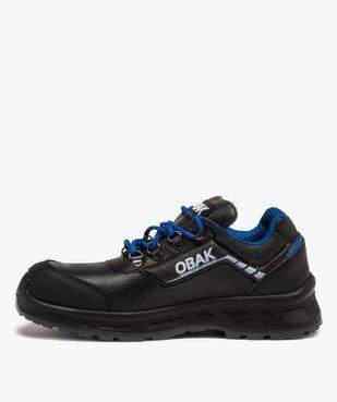 Chaussures de sécurité femme S3 – Obak Antares vue3 - OBAK - GEMO