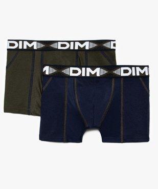 Boxers homme en coton DIM 3D FLEX AIR (lot de 2) vue2 - DIM - GEMO