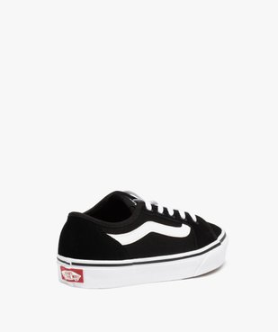 Tennis femme style skateshoes – Vans Filmore Decon vue4 - VANS - Nikesneakers