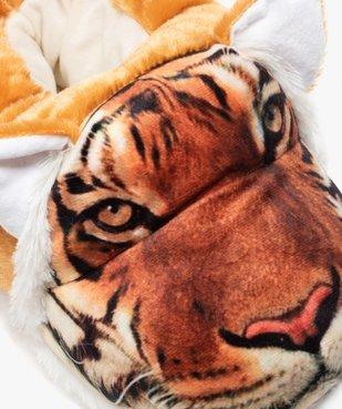 Chaussons garçon en volume tête de tigre vue6 - GEMO C4G GARCON - GEMO