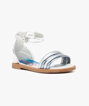 Sandales multibrides - La Reine des Neiges Disney vue2 - REINE DES NEIGE - GEMO