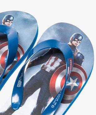Tongs Captain America - Marvel vue3 - AVENGERS - GEMO